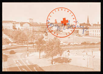 Published on the occasion of documenta 4 in Kassel, Germany.  With this work Beuys began his...