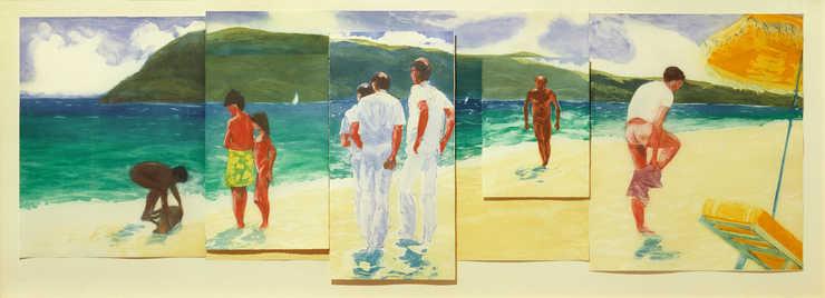 portfolio of 6 prints