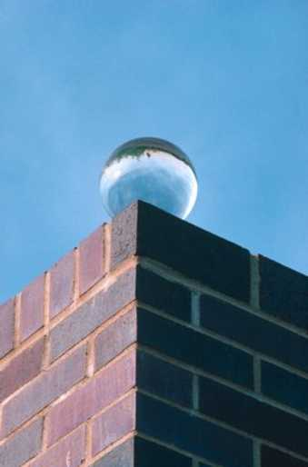 glass sphere replacement for missing sphere from He Leaves the Room and gets Lost in the...