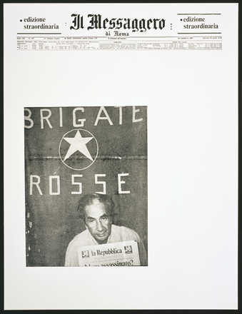 Images of the front pages of newspapers from around the world from April 21, 1978, stripped of...