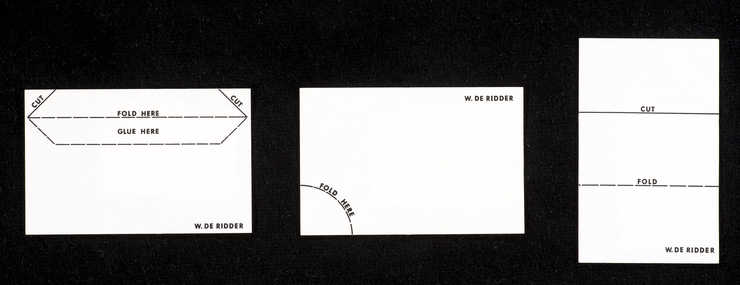 3 score cardsMISSING ENVELOPE